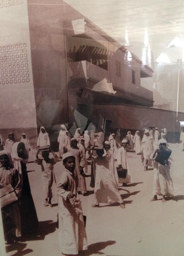 مدرسة أحمد بن حنبل في بريدة حي العجيبة عام ١٣٩٠هجري Painting Art Media