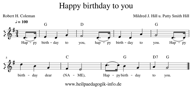 Songtexte Zum Geburtstag