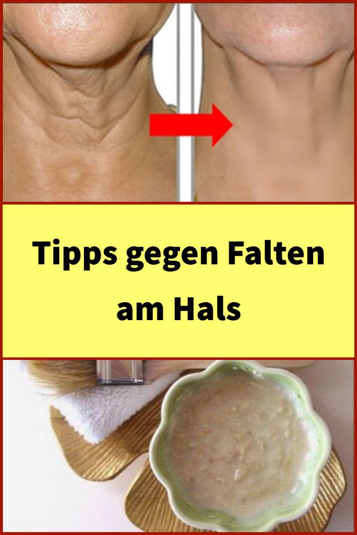 Tipps gegen Nackenfalten – tolle Rezepte – Enrica