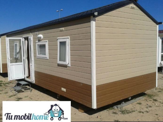 Casa movil home a estrenar 7 5x3 m 2 dormitorios nueva caravanas en guadalajara trillo - Casas moviles segunda mano ...