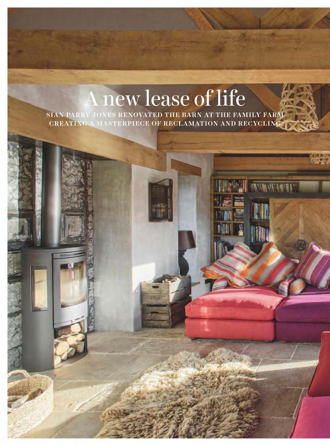 ClippedOnIssuu from Country homes u0026 interiors april