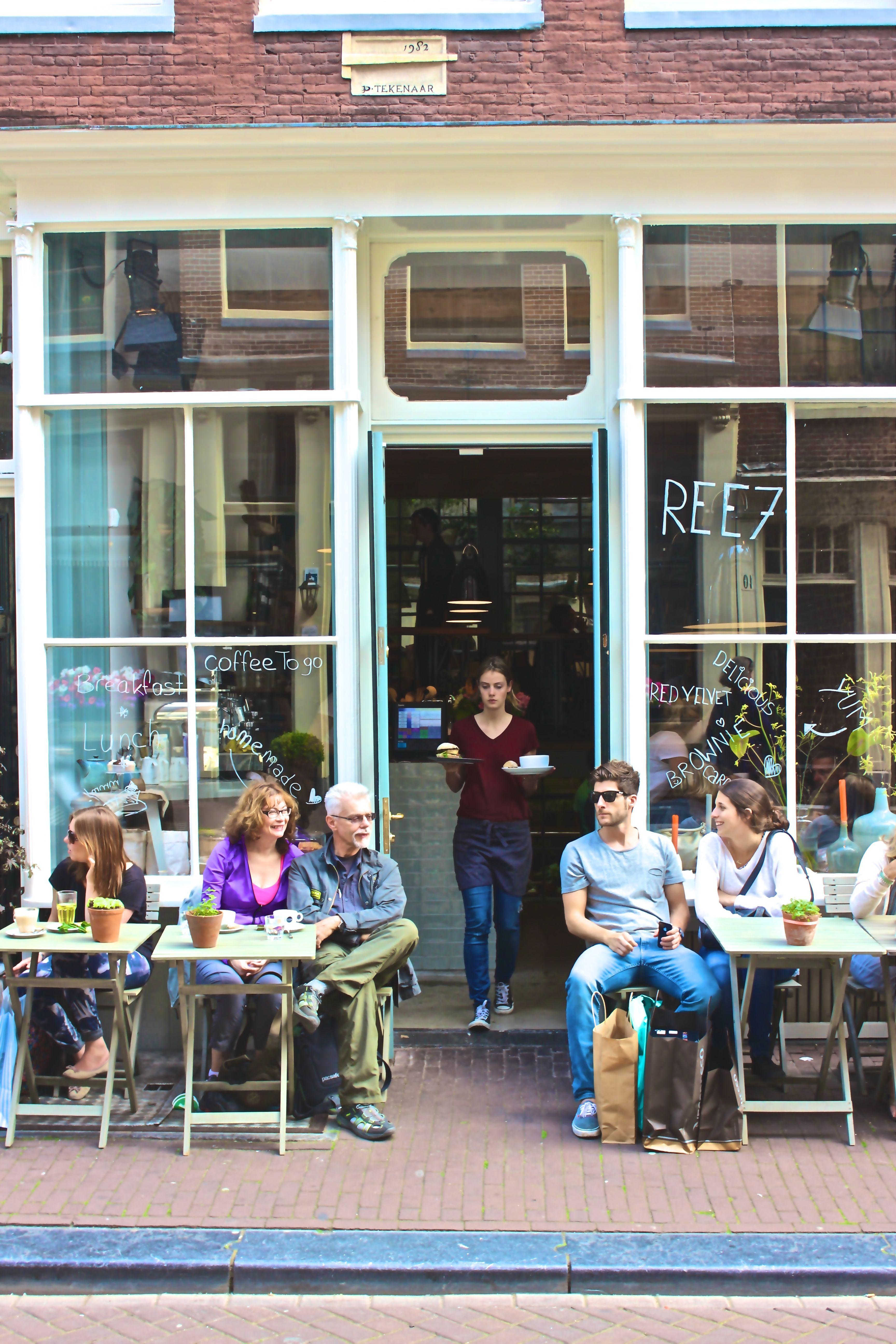 Ree7 Amsterdam Gastrobar Cafe Heaven Http Www Ree7 Nl En Home Bazar Coffee Bistro Restaurant My Coffee Shop Cafe Bistro