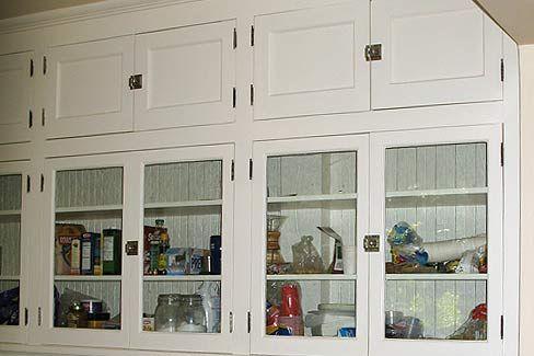 Bungalow Kitchen Cupboards, 1900 Kitchen Cabinets
