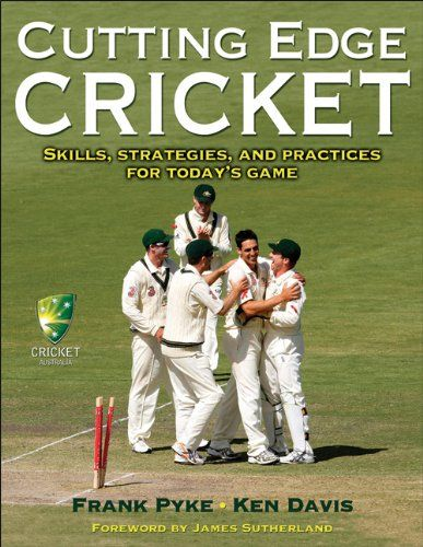 #TheCuttingEdgeCricket by Cricket Australia, Frank Pyke, Ken Davis