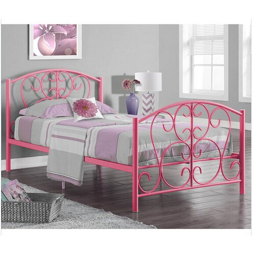 17 Stories Daniell Single 3 Bed Frame Twin Bed Frame Twin