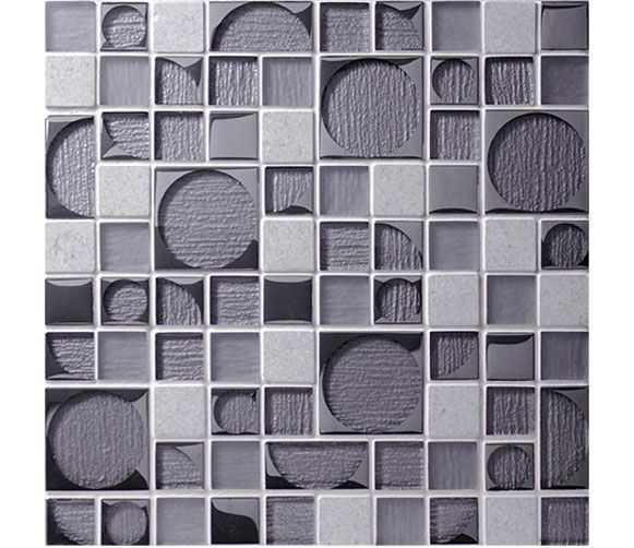 Pop Rocks Ringo Sample Glass Mosaic Tiles Mosaic Tiles
