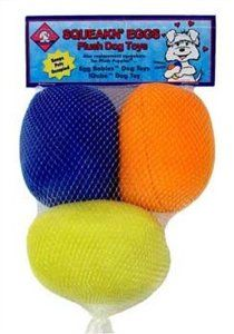 Well I Was Not Going To Buy Any More Balls For My Jack Chi But This Product Was An Add On Item On Amazon And Was Only 3 Plush Dog Toys Squeak