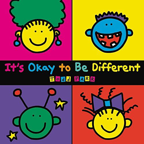 Image result for children's book okay to be different
