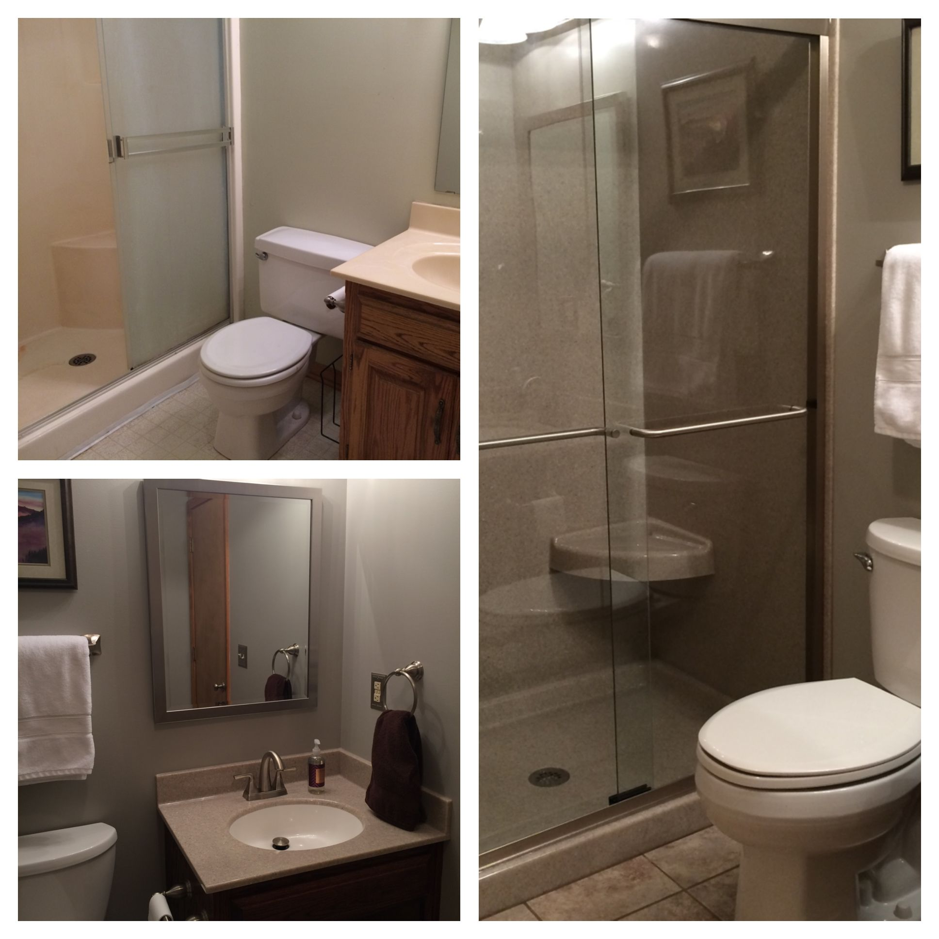 Small Master Bath Upgrade Onyx Collection Tiramisu Master Plan - Small master bathroom