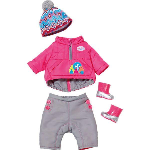 Zapf Creation Baby Born Play Fun Deluxe Winter Set Neu Ovp Spielzeug Puppen Zubehor Babypuppen Zubehor E Baby Geboren Zapf Creation Warme Outfits