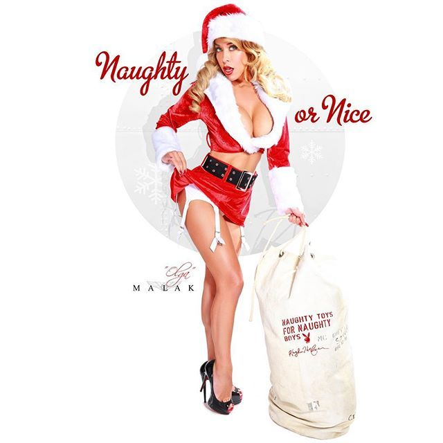 It's beginning to look a lot like Christmas, Playboy Playmate ...