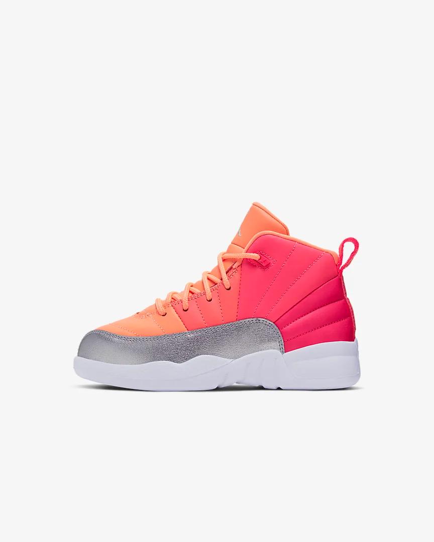 Air Jordan 12 Retro Little Kids' Shoe