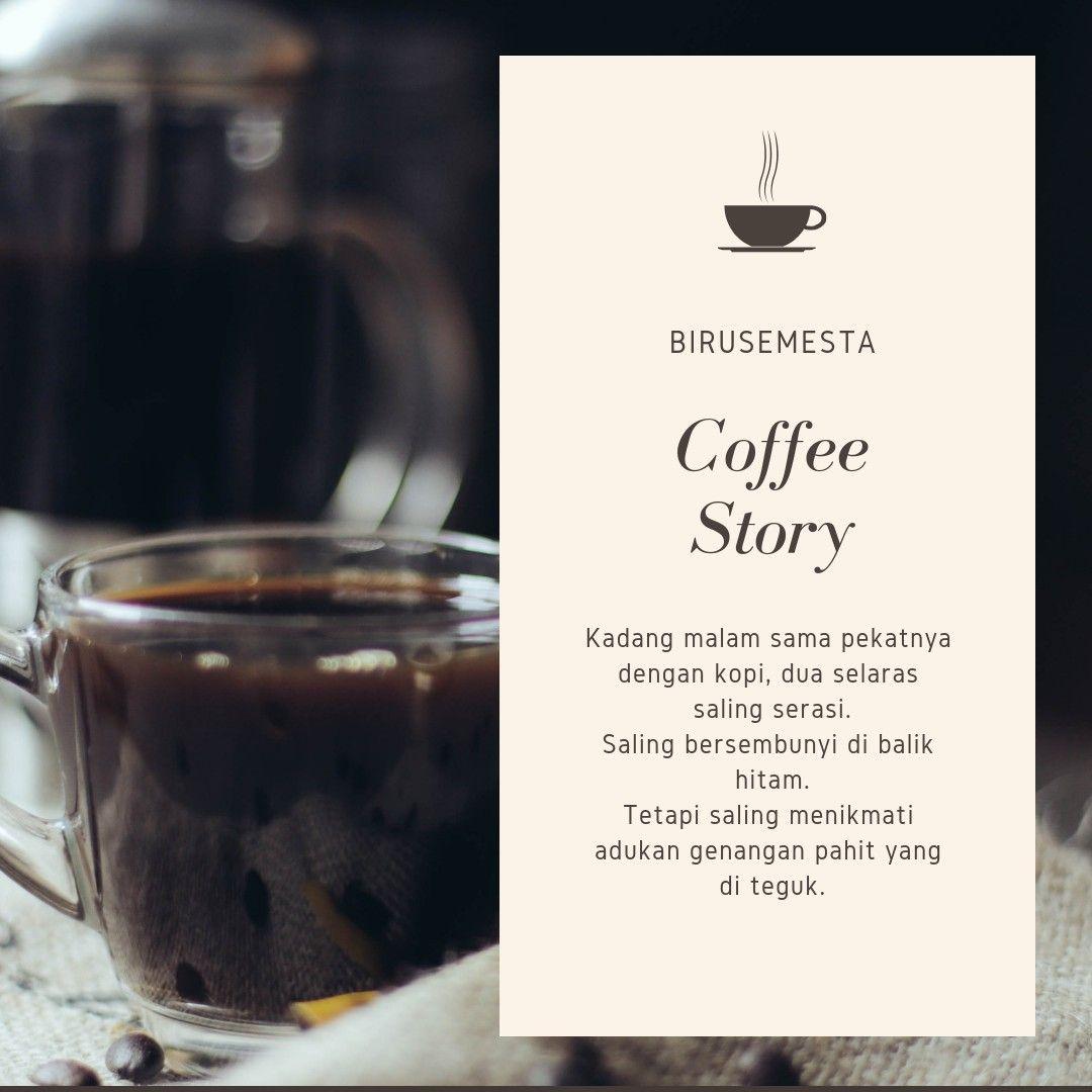 Coffee Story Kopi