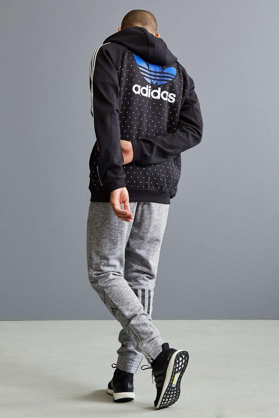 Adidas X Pharrell Williams Zip Hoodie Sweatshirt Zip Hoodie Sweatshirt Hoodies Sweatshirts [ 1463 x 975 Pixel ]