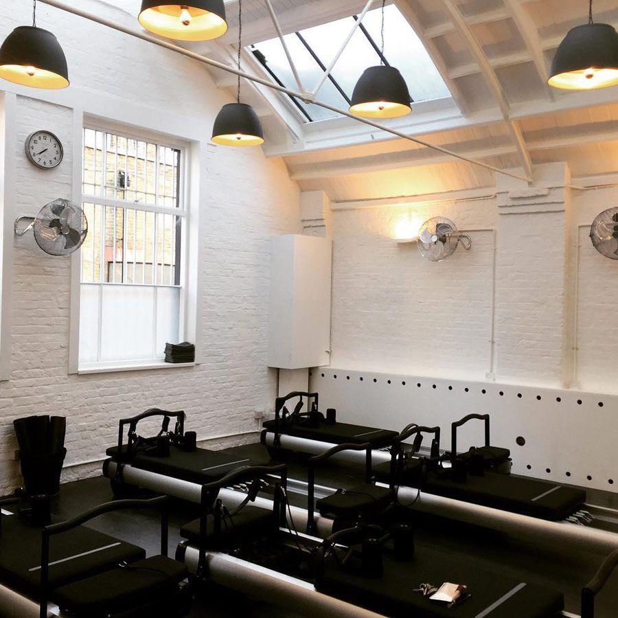 Interior Design Studio: Heartcore-changing-rooms-fulham-reformer-pilates-trx-yoga