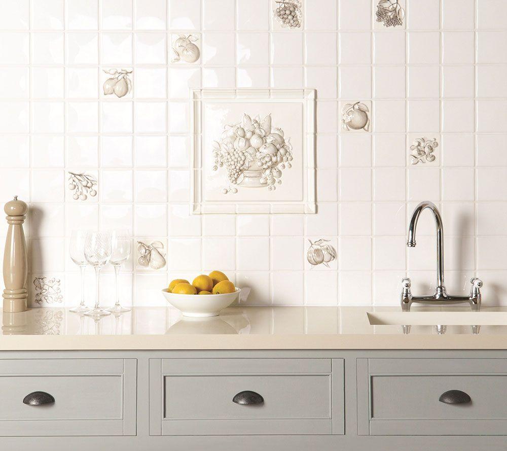 Victorian Tile Splashback Kitchen Splashbacks Inspire Me Traditional Kitchen Tiles Kitchen Redesign Kitchen Tiles