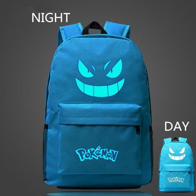 7af59bcf38a0 Pokemon Backpack - Luminous Glow - School