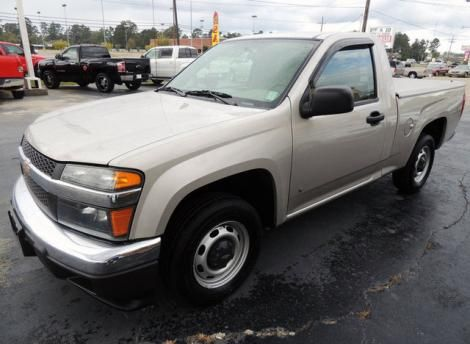 Cheap Chevrolet Colorado Pickup 06 For Sale In Louisiana 8977