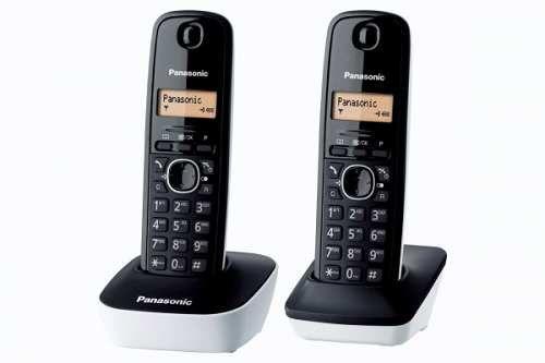 Prezzi e Sconti: #Cordless kx-tg1612jtw duo 5025232621842  ad Euro 31.99 in #Panasonic #Hi tech ed elettrodomestici