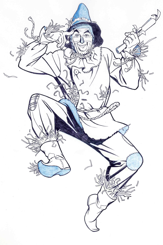 Oz Scarecrow S Diploma By Jerome K Moore Zauberer Von Oz Vogelscheuche Zauberer Von Oz Wenn Du Mal Buch