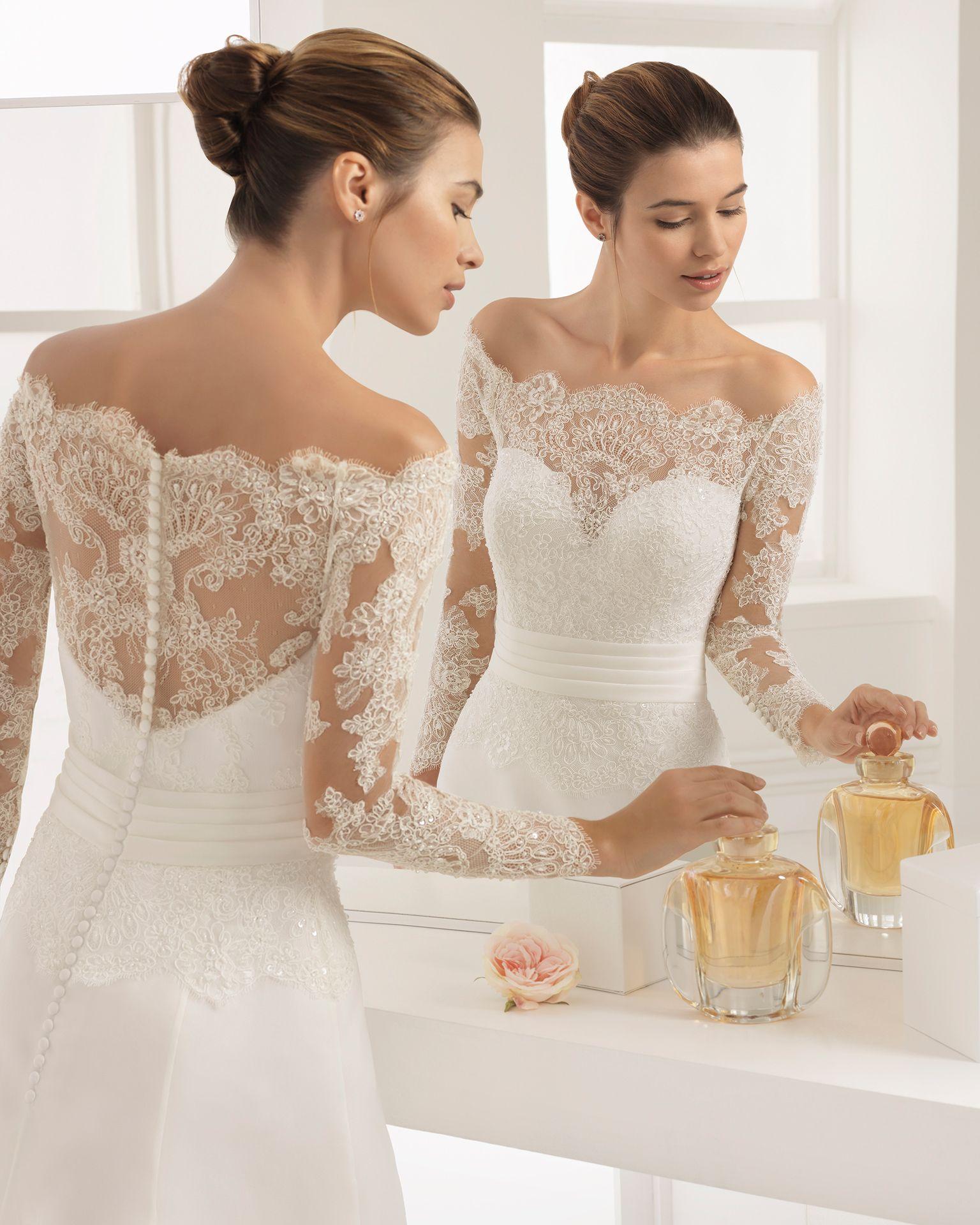2018_BILMA_AIRE_BARCELONA_3.jpg (1536×1920) | Wedding dress2 | Pinterest