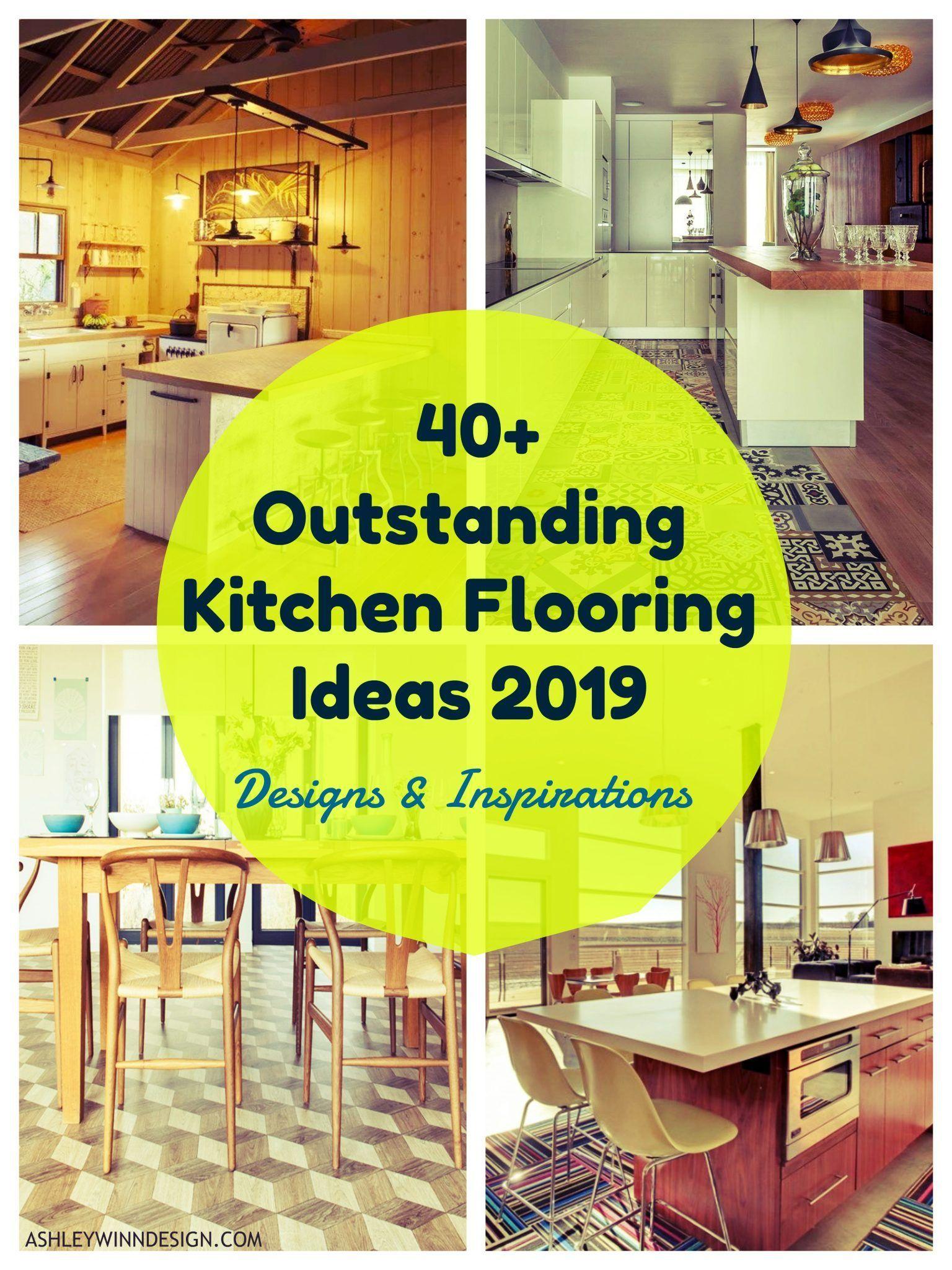 Flooring Ideas Inspirations Kitchen