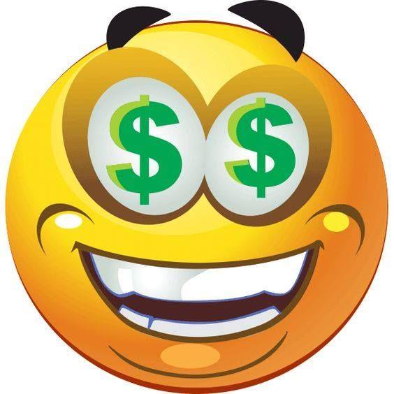 Pin by Tammy Darlene on Emojis | Money emoji, Smiley emoji