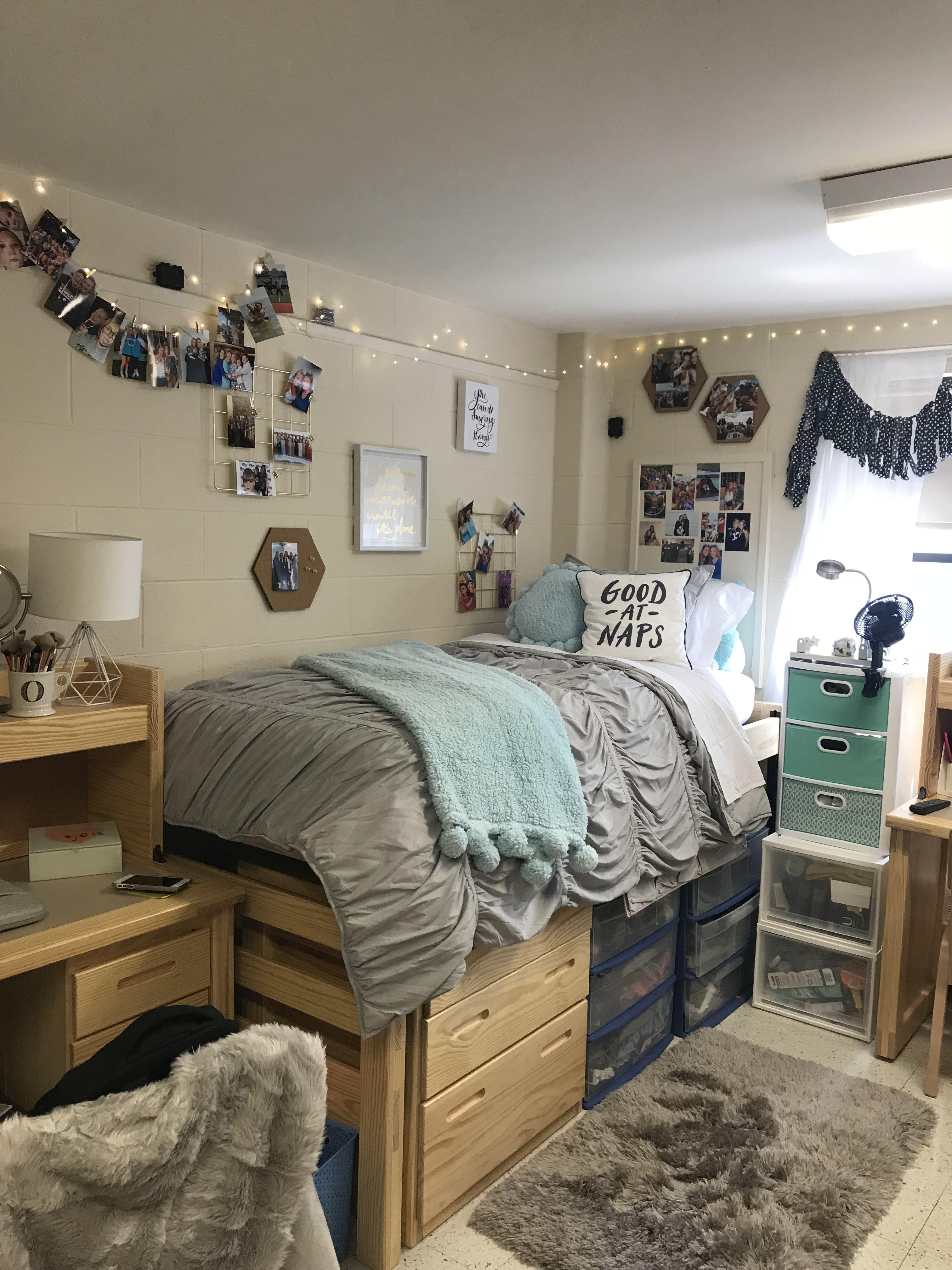 Fun Dorm Room Ideas: Pin By Madeline Hernandez On Dorm Room Ideas In 2019