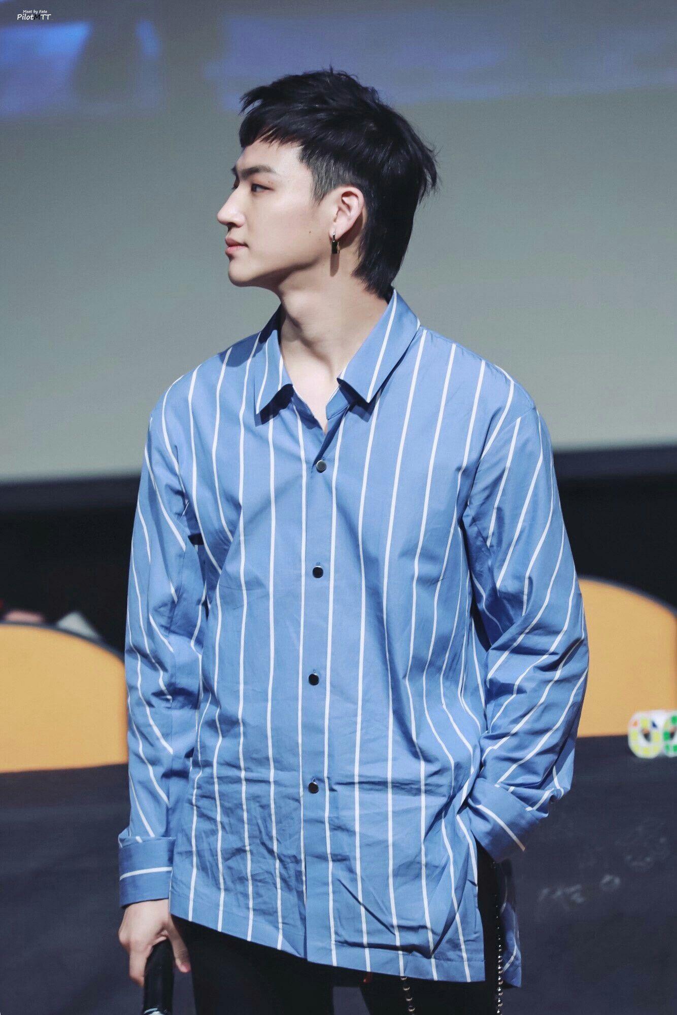 Pin Oleh Richang Jae Di 2018 Jb Rambut Got7 Pria