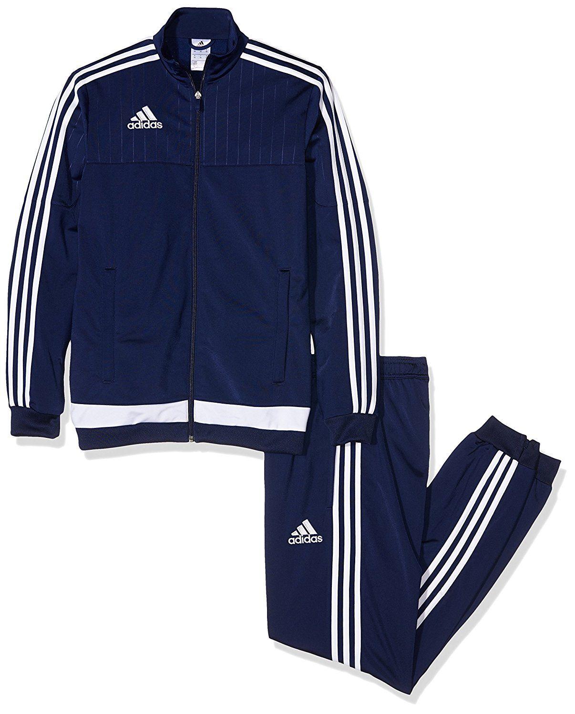 qualité stable divers styles haut de gamme pas cher Adidas Survêtement Loisirs Habillement en polyester 58 ...