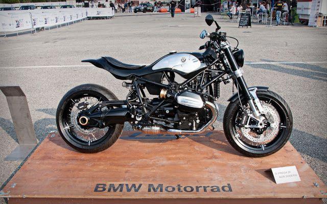 BMW R NINET by Lowride