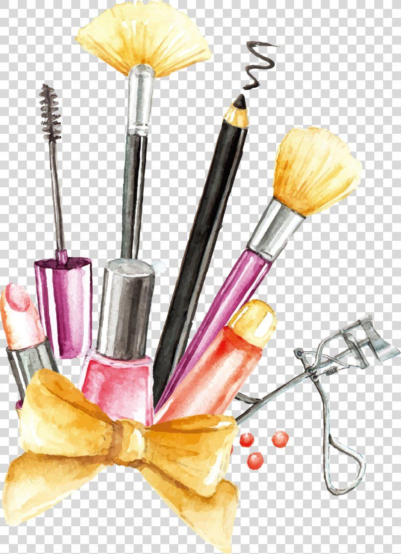Creative Makeup Tools Makeup Clipart Tools Clipart Beauty Png Transparent Clipart Image And Psd File For Free Download Makeup Clipart Creative Makeup Clipart Black And White