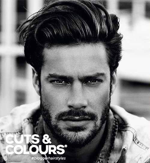 Men Medium Hairstyles Men Hairstyles  Haircuts  Pinterest  Men Hairstyles Hair Style
