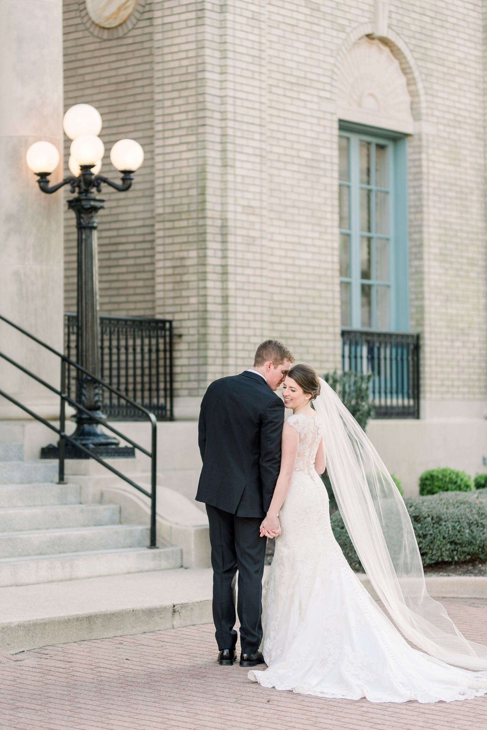 Wedding dresses richmond va  Historic Post Office Virginia Wedding  Style  Pinterest  Hampton