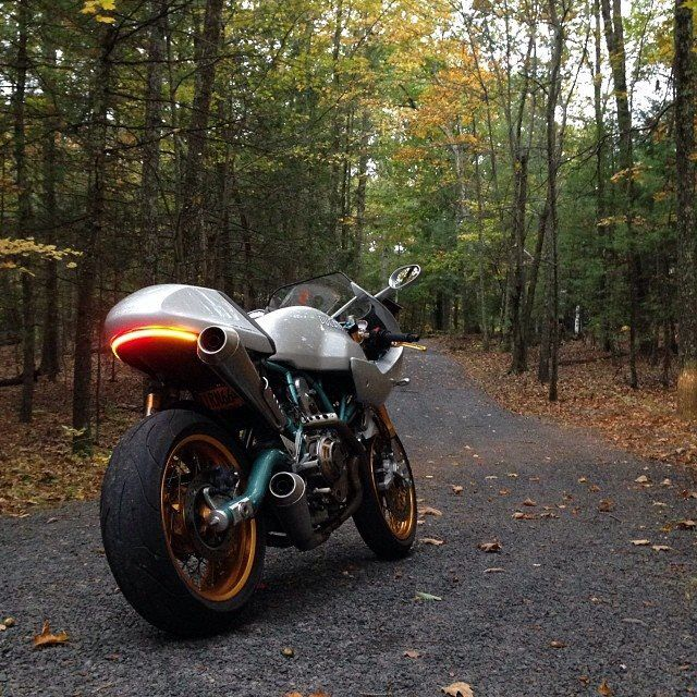 Very cool Paul Smart Ducati