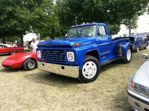 1968 Ford F600 Truck For Sale In Middlebury, Indiana
