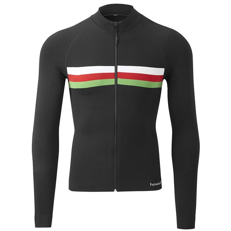 a26da23f Howies Team Long Sleeve Jersey | Cycling and clothing | Cycling ...