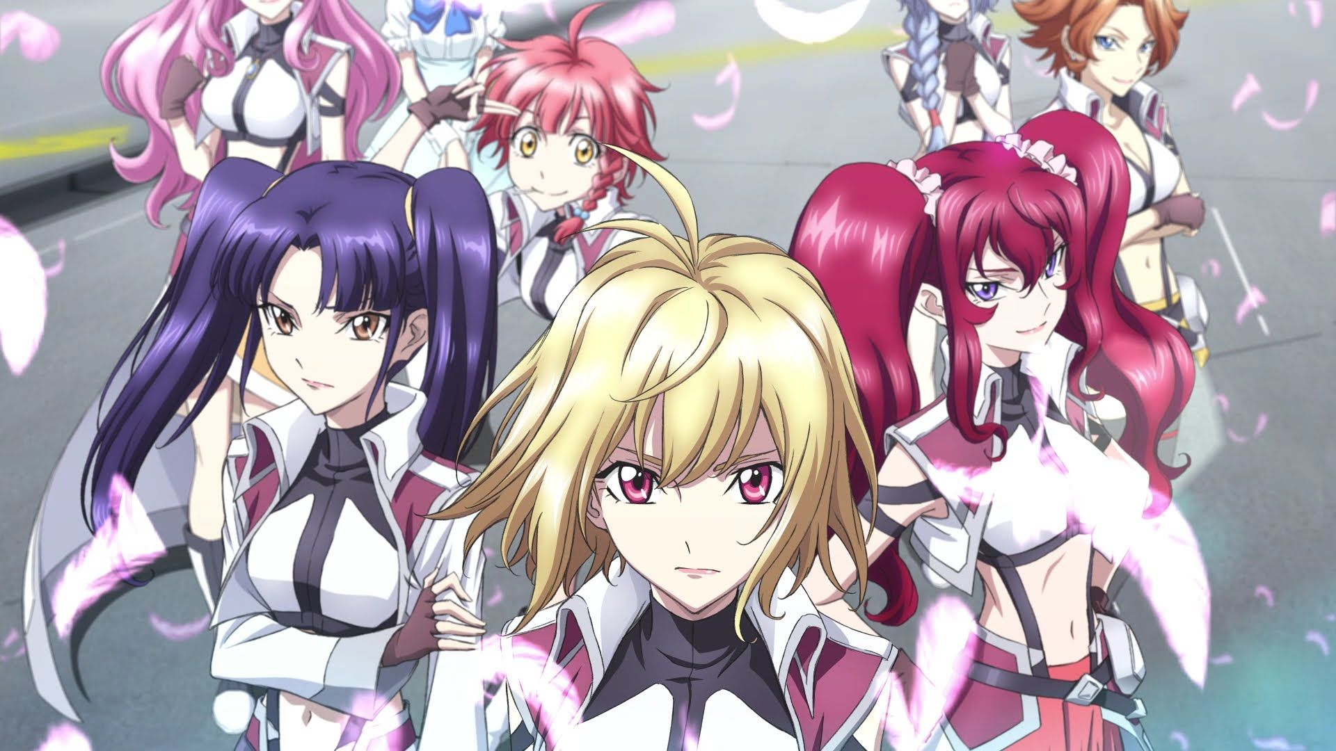 Cross Ange Tenshi No Rondo Anime Ange Wallpaper | Cross Ange ...