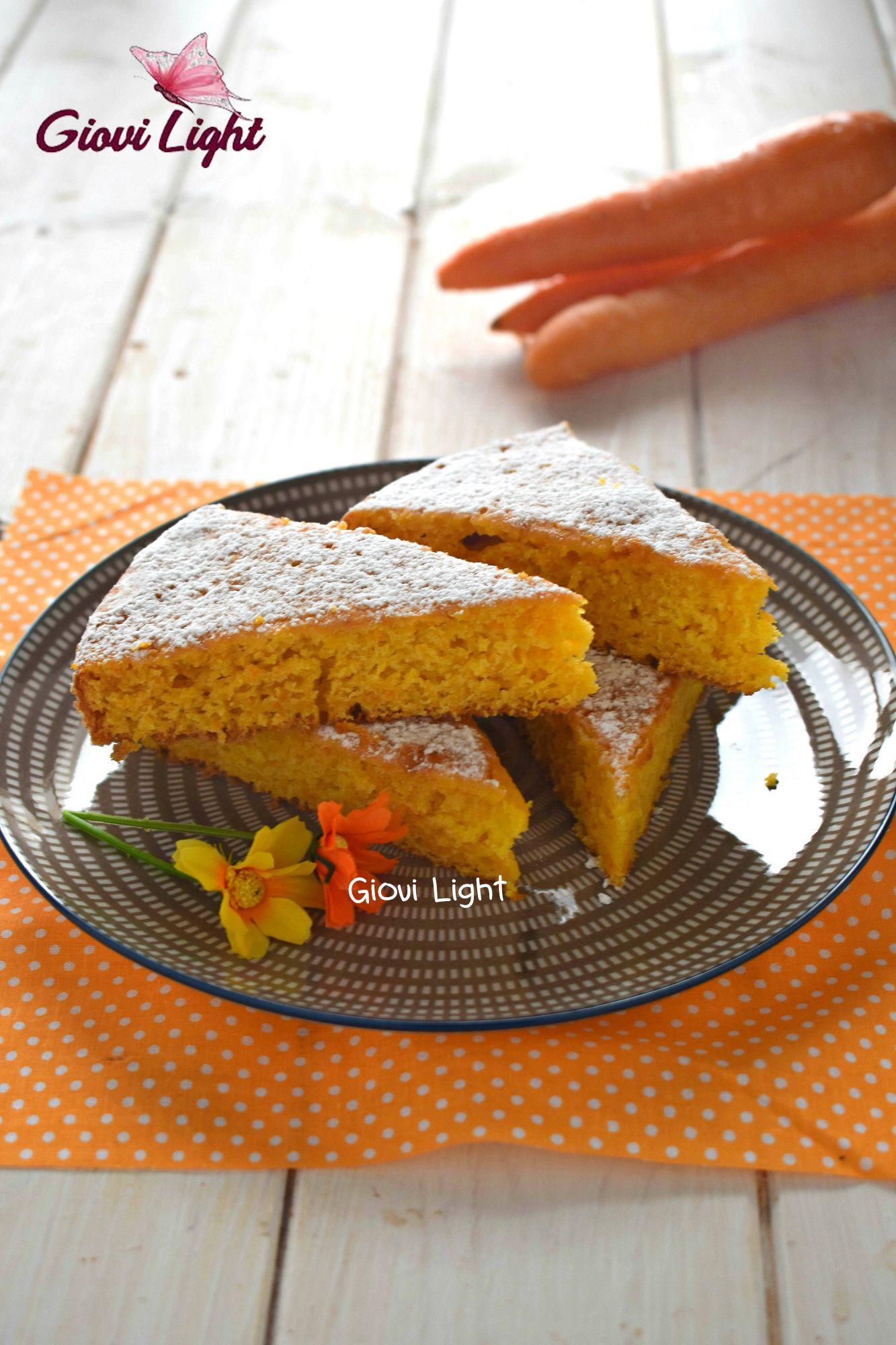 Torta camilla light – con il bimby e senza | Giovi Light