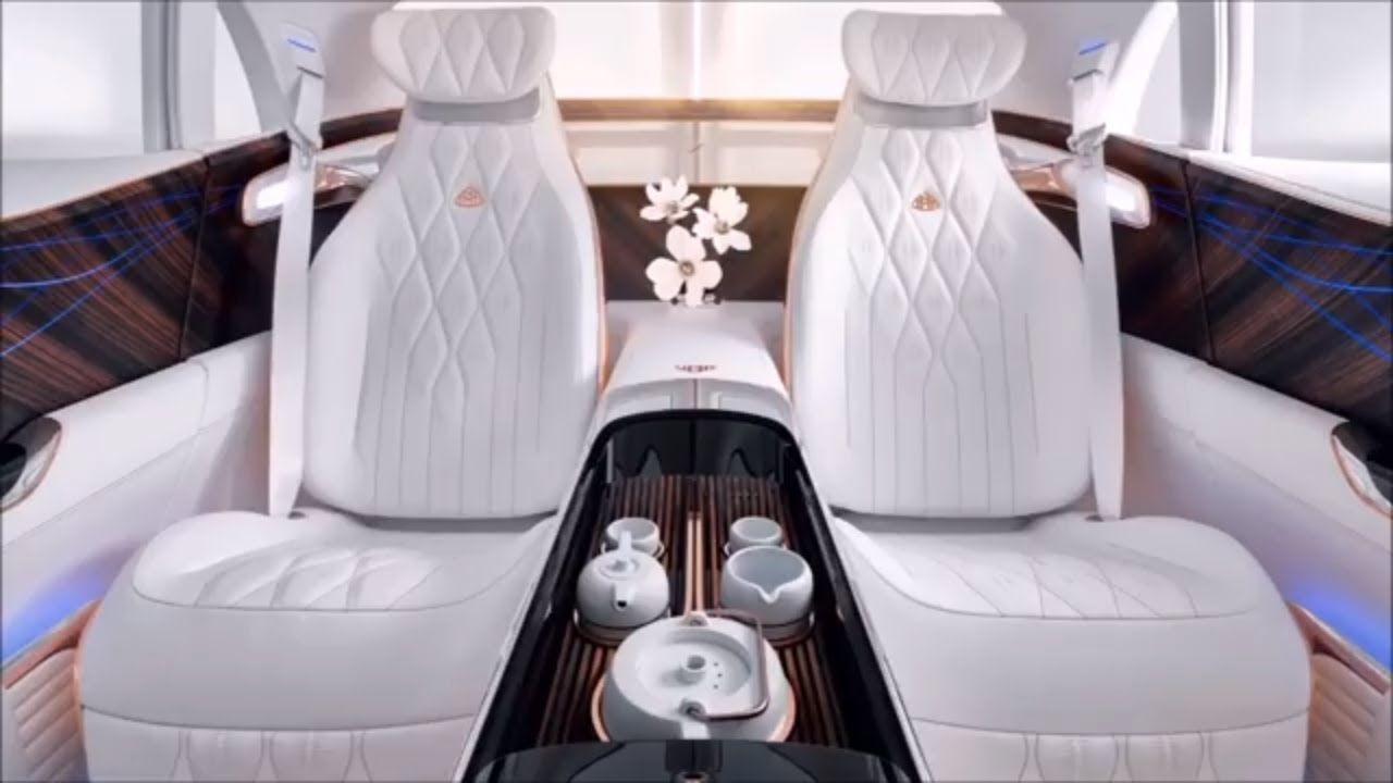 Maybach Suv 2020 Mercedes Interior Most Luxurious