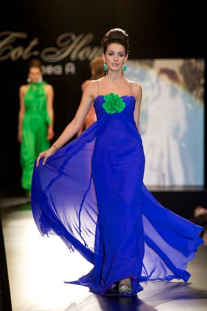 Blue Green Beautiful Combination Evening Gown Dresses Blue Dresses Green Fashion,How To Decorate A Floating Wall Shelf