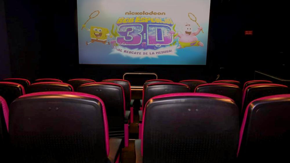 Simworx Nickelodeon Adventure Parques Reunidos Special Effects Lighting Cartoon World Jungle Adventure