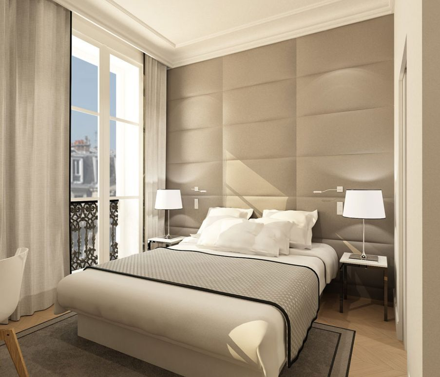 Laurent Maugoust Idees Chambres D Hotels Hotel R A Paris