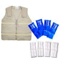 Kool Max Cooling Vests Cooling Vest Ice Vest Fishing Vest