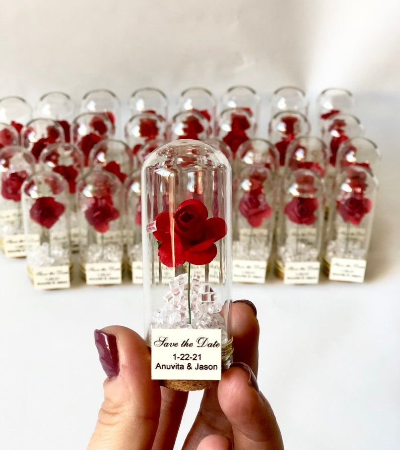 10pcs Wedding Favors For Guests Wedding Favors Favors Dome Etsy In 2020 Wedding Favors For Guests Beauty And Beast Wedding Wedding Gift Favors