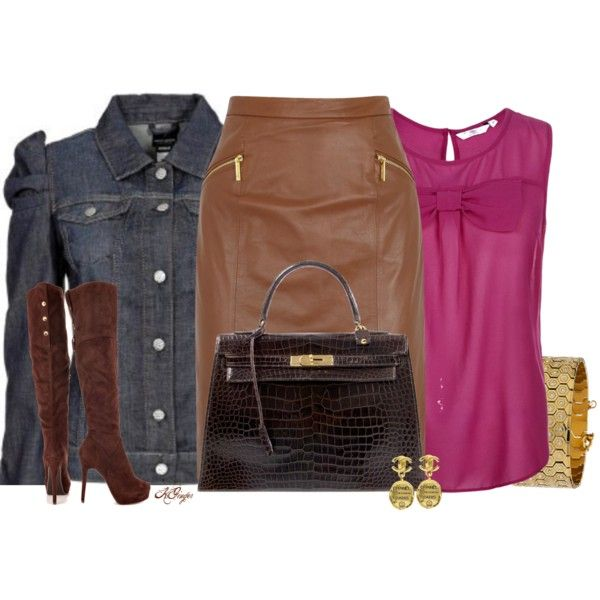 """""""Chic Fall Fashion"""" by kginger on Polyvore"""