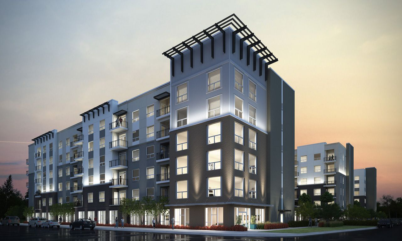Check out one of our newest properties, 600 Lofts ...