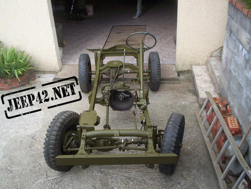 Fabuleux willys jeep chassis - חיפוש ב-Google | Willys Ref | Pinterest  KS21