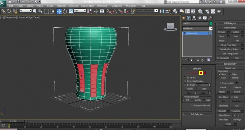 3D Max Glass of Cola Modeling Texturing Lighting Tutorial