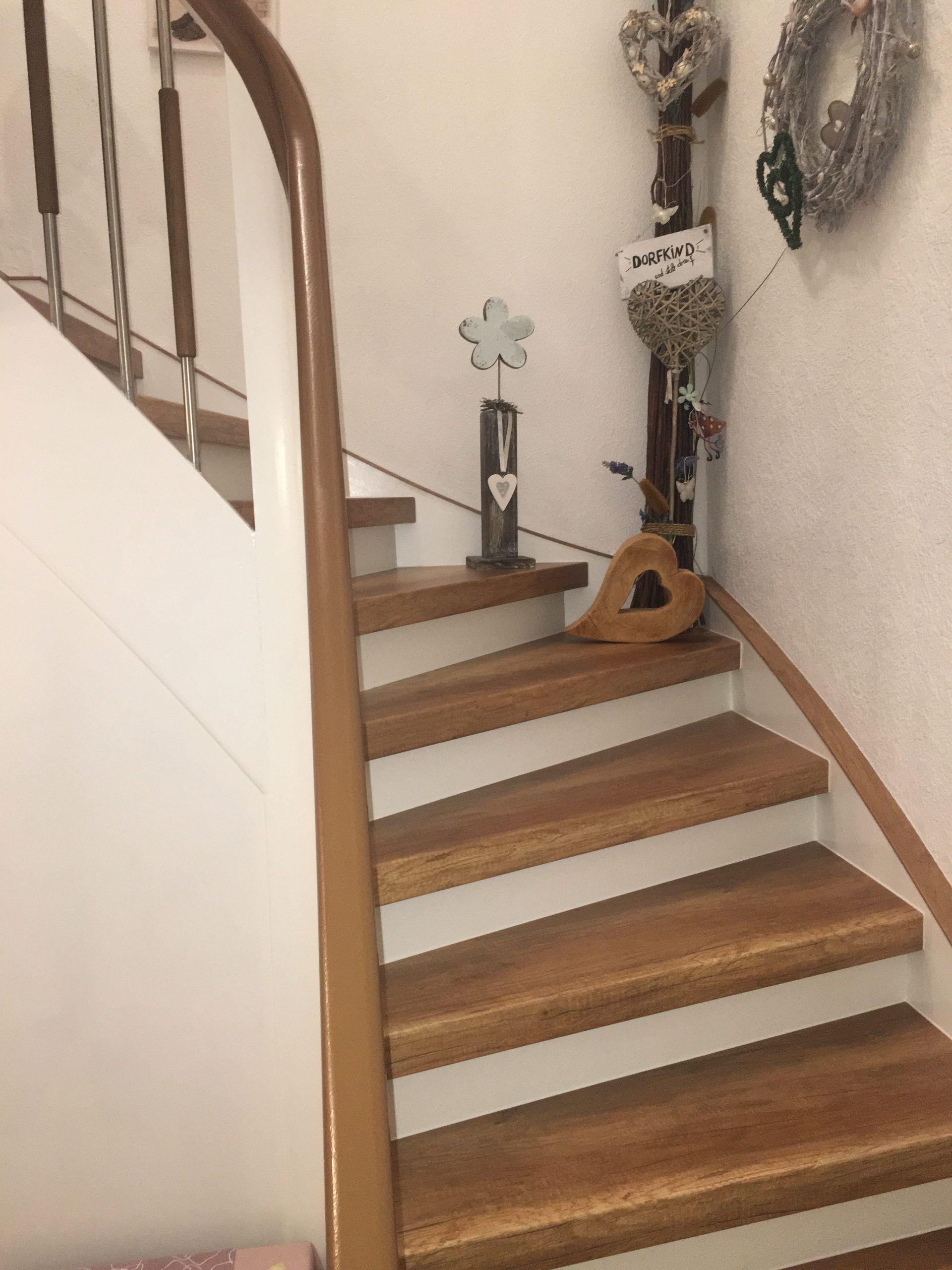 treppe neu gestalten